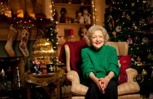 2011 -  Betty White for Monday Night Football open