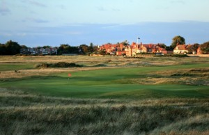 Royal Liverpool in Hoylake, England, is home to the 2014 Open Championship. (Photo courtesy of R &A)